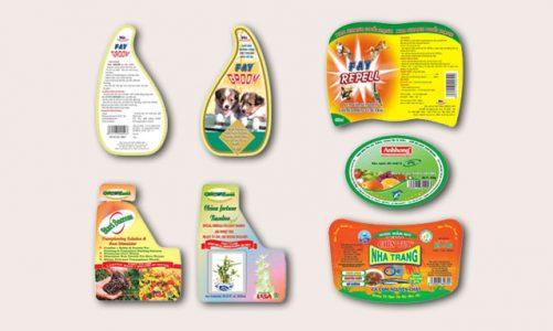 In decal nhãn mác sản phẩm có vai trò như thế nào trong quá trình marketing