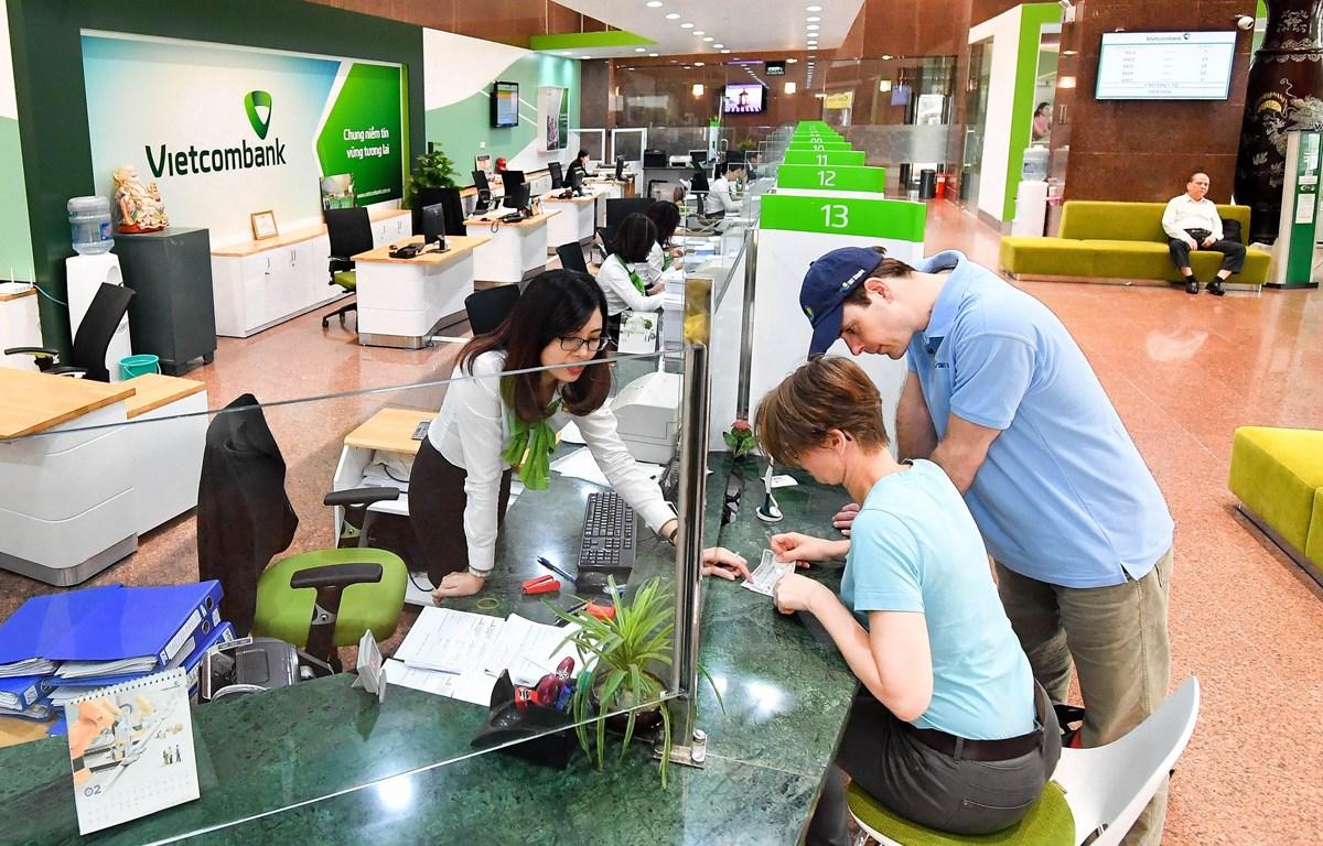 ách tính lãi suất tiết kiệm ngân hàng Vietcombank