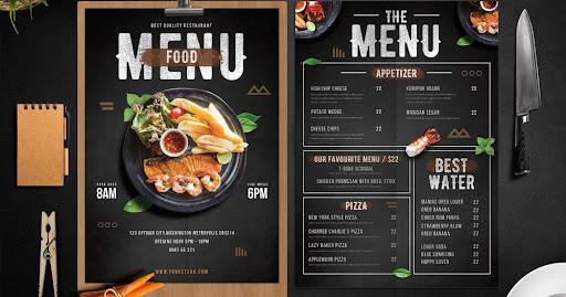 cách làm menu
