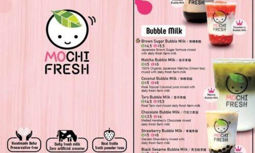 Những chú ý để thiết kế menu trà sữa đẹp